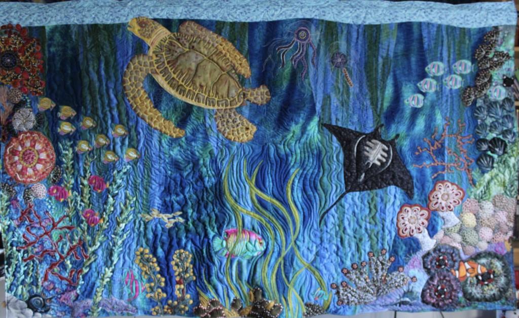 Bounty of the Seas by Allison Wilbur 2015