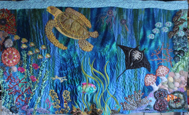 Bounty of the Seas 2015 Water is Life Exhibit
