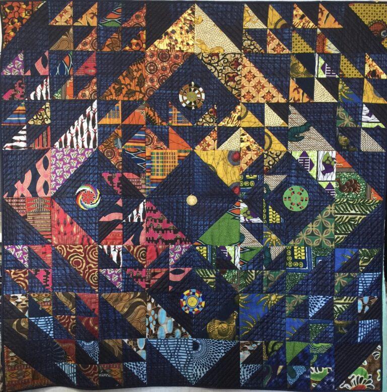 African Jewel by Allison Wilbur 2020